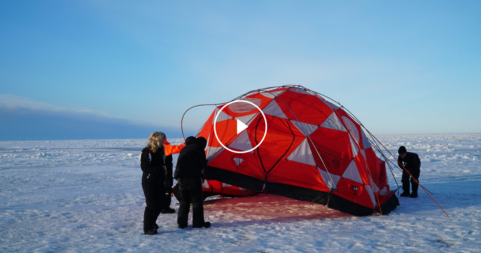 MOSAiC Expedition Countdown: Snow and Sea Ice Training Oulu Finland
